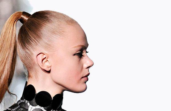 Причёска, которая подходит на все случаи жизни