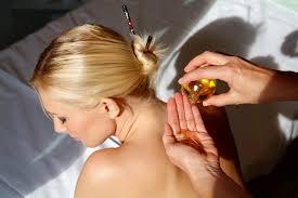 Применение эфирных и растительных масел сделает массаж более эффективным
