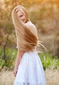 Применение описываемых средств гарантирует красоту и прочность волос