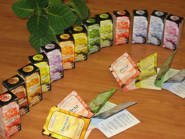 Приобретайте масла, упакованные в стеклянные емкости