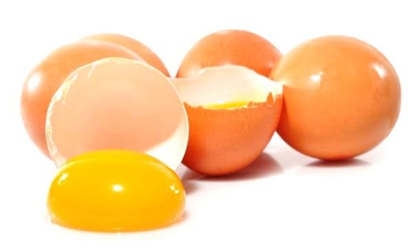 Простое яйцо – начало вашей красоты