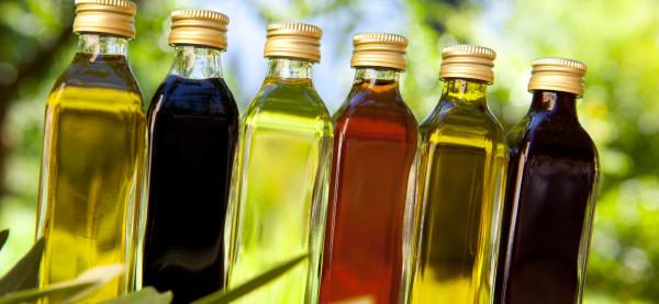 Растительные масла станут прекрасным дополнением любого рецепта