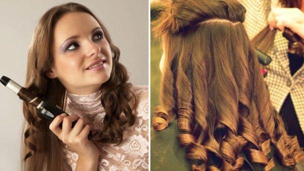 Разнообразные виды плоек для завивки волос и кудрис помощью выпрямителя относятся к термическим способам укладки
