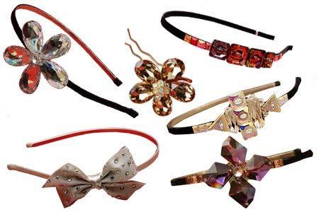 Разные по форме, цвету и декоративным элементам – выбор очень велик.