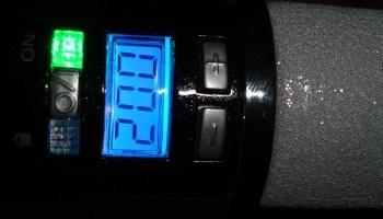 Регулятор температуры позволит контролировать уровень прогрева