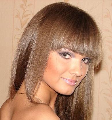 С такими волосами, вы будете выглядеть всегда очаровательно