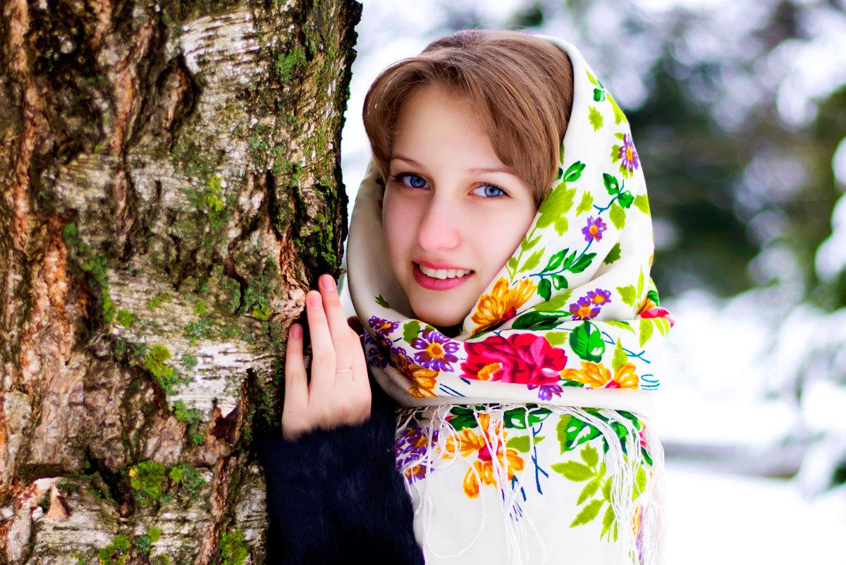 российская женская фотография они