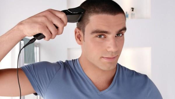 Сам себе парикмахер? С помощью машинки и насадок возможно и такое!