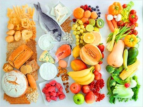 Сбалансированное питание – основа здоровья и красоты