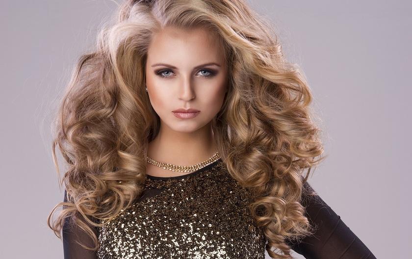 Как сделать объемную укладку для волос 8