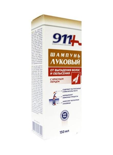 Серия 911– это необходимые нам продукты-усилители густоты и роста волос: