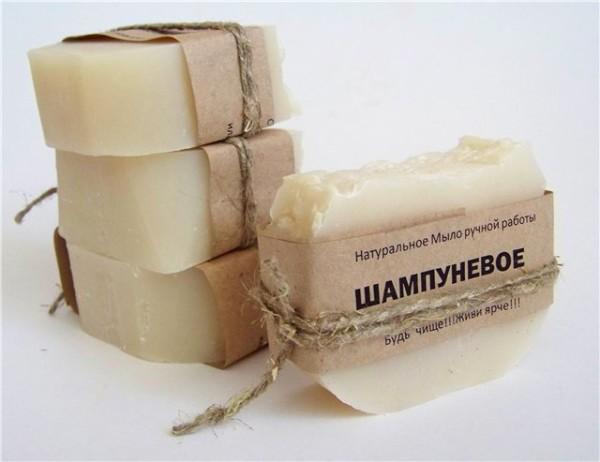 Шампуневое мыло – новшество на рынке