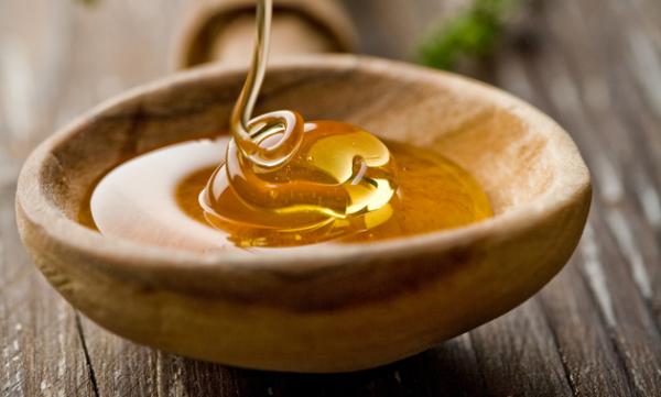 Смесь меда и желатина – вариант универсального питания