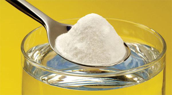 Сода – уникальный скраб