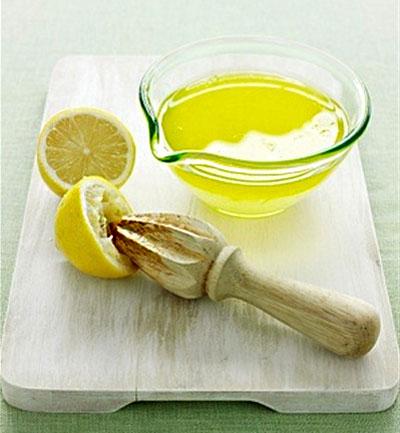 Сок лимона несложно получить самостоятельно.