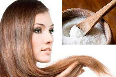 Соль поможет решить множество проблем с волосами