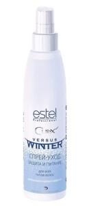 Спрей-уход от Estel не только избавит от проблемы, но еще и бережно позаботится о ваших волосах