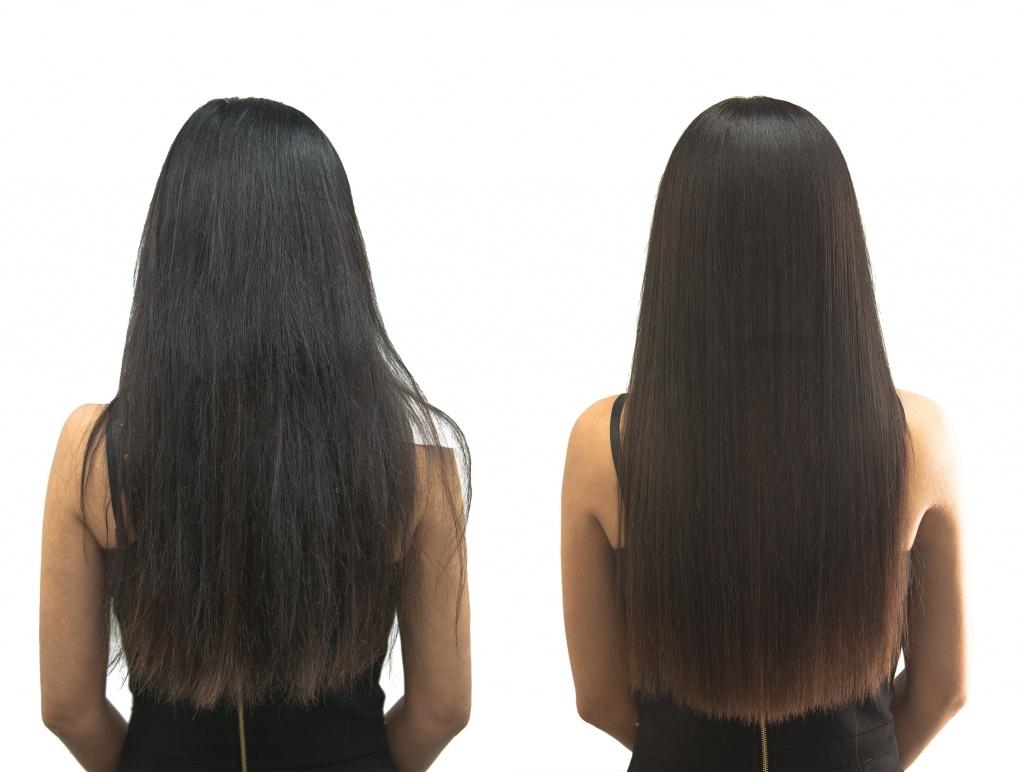 бутырской биоламинирование волос до и после фото любимый город всем
