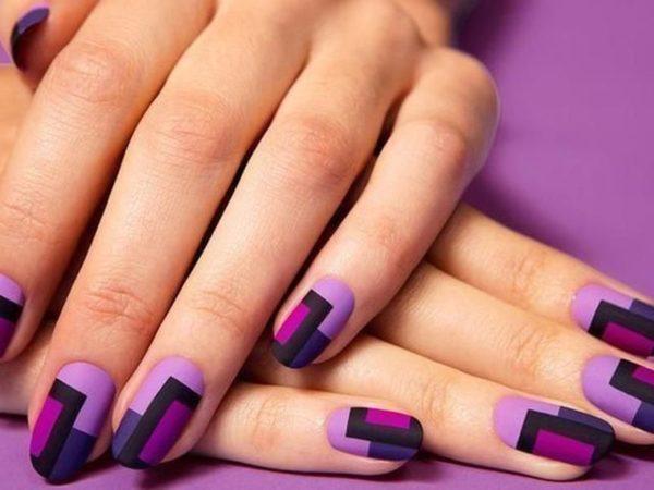 Средняя длина ногтей неприхотлива в уходе и наиболее комфортна в повседневной жизни