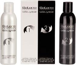 Средство для возвращения натурального цвета волос от Salerm