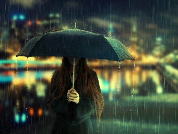 Старайтесь не попадать под дождь первые три дня после процедуры
