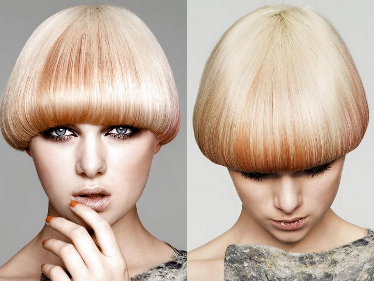 Cтрижки на короткие волосы с челкой — Для Роста Волос