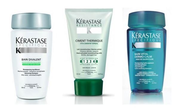 Существуют специальные средства для мытья волос комбинированного типа