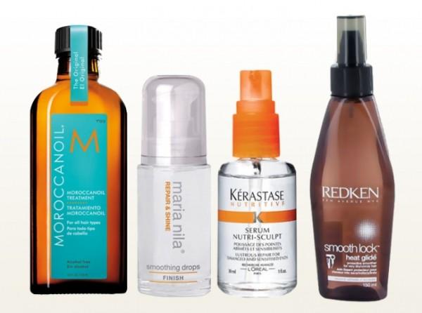 Сыворотки и флюиды для кончиков волос сегодня на суд потребителя представили практически все косметические концерны