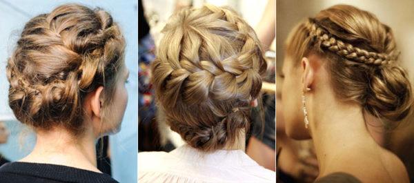 Такие разные и такие симпатичные косы внесут в образ нотку романтики и загадочности!