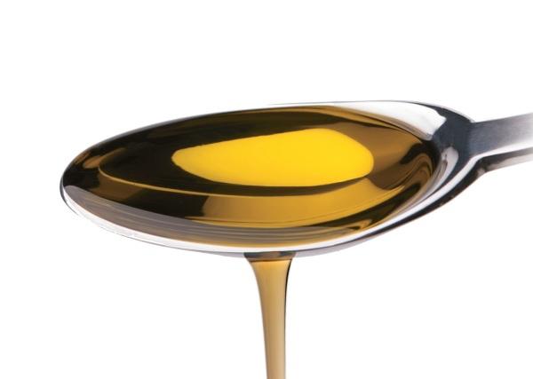 Теперь нам поможет только растительное масло.