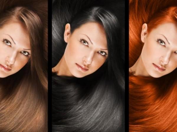 Только учитывая особенности внешности можно правильно подобрать оттенок краски для волос