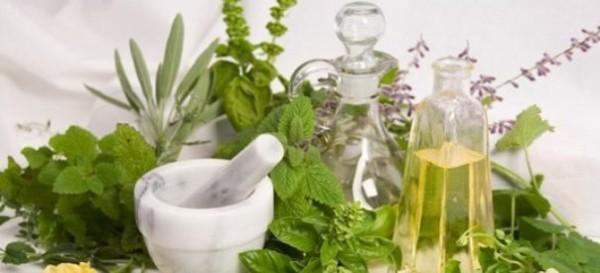 Травяные отвары укрепят ваши локоны
