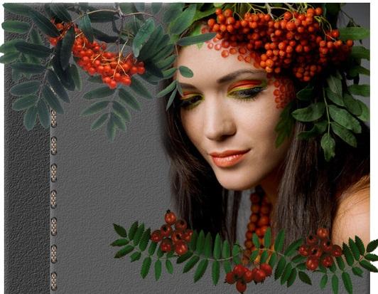 В арсенале современных косметологов рябиновые лосьоны, маски и ополаскиватели для волос.