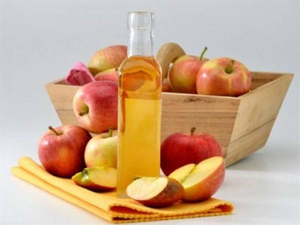 В качестве дополнительного ингредиента иногда применяется яблочный уксус.