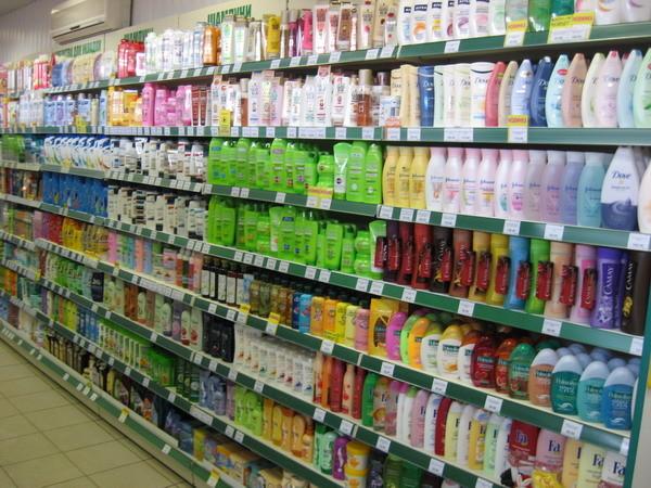 В магазинах представлен невероятный выбор оттеночных средств