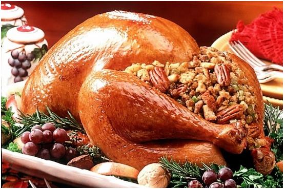 В мясе птицы содержится витамин В3, улучшающий кровообращение в коже головы