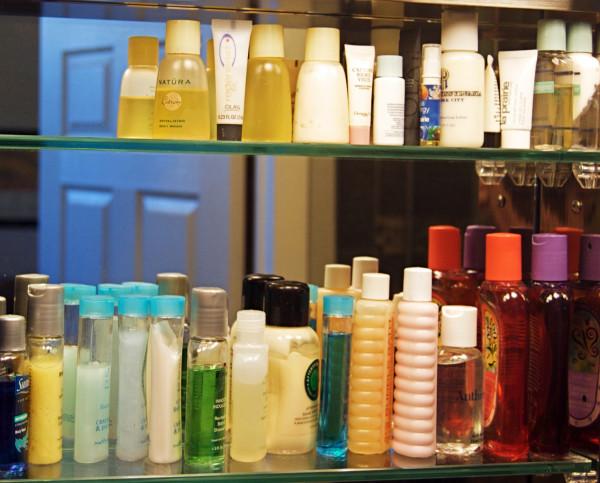 В состав всех лечебных моющих средств входят натуральные продукты