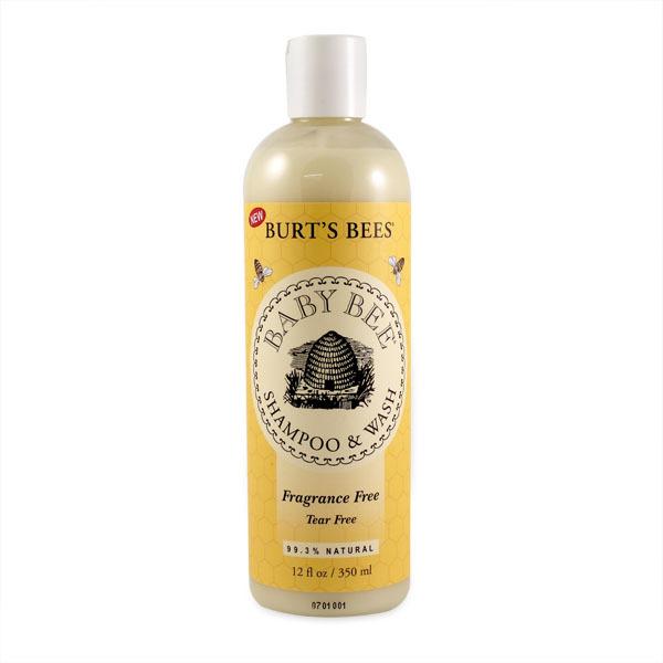 В список шампуней без парабенов и сульфатов можно смело добавить Baby Bee Shampoo and Wash
