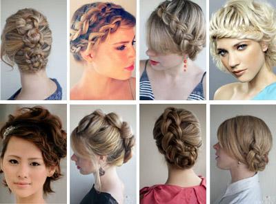 Вариантов причесок с плетением кос очень много, и все они по-своему хороши.