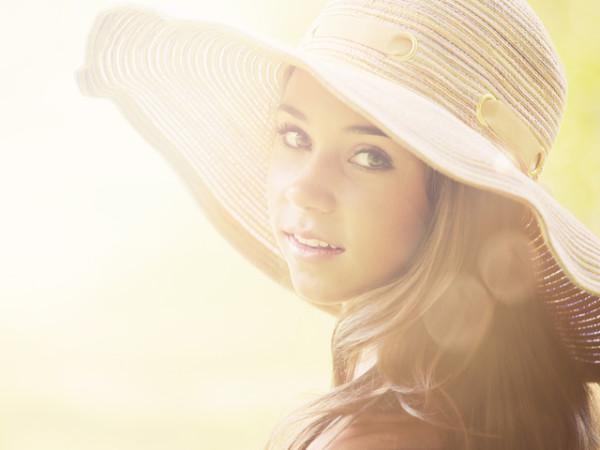 Ваша шевелюра будет спасена от вредного ультрафиолета, если носить головной убор