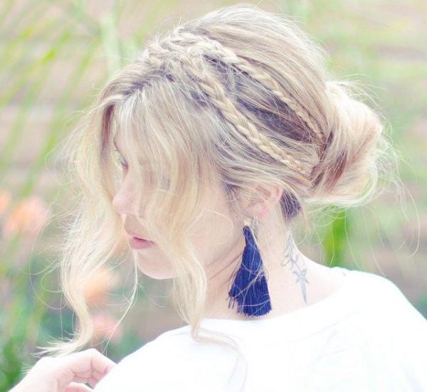 Ваше настроение и самовыражение – это ваша прическа - дома на средние волосы вы можете воплотить любой парикмахерский замысел
