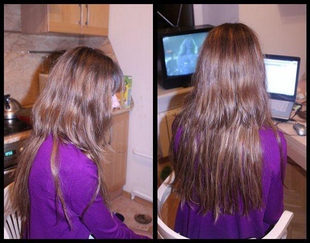 Как снять нарощенные волосы 100