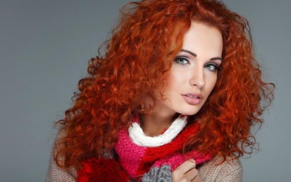 Вот уж кому идет светло рыжий цвет волос, так это представительницам «весны» и «осени»