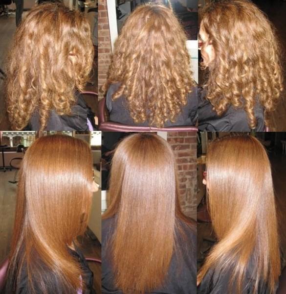 Выпрямить или завить волосы – зависит от вашего настроения! Меняйтесь и будьте красивы.