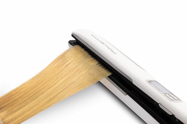 Выпрямляйте волосы с удовольствием.