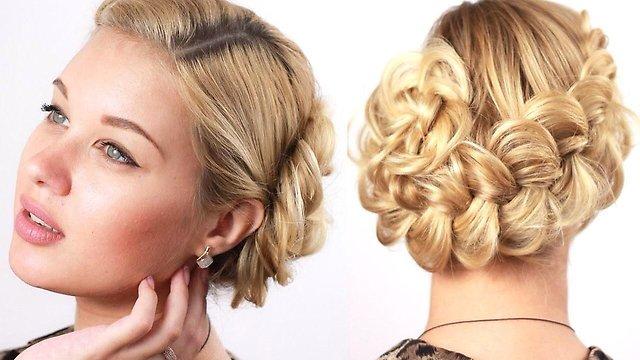 Высокая цена укладки в салоне вас больше не отпугнет, ведь вы своими руками можете создать элегантную прическу из французских кос