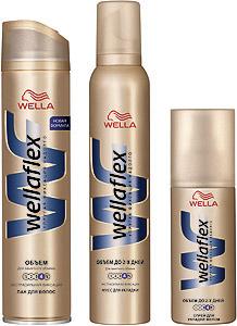 Wella Wellaflex – отличный результат при малых затратах