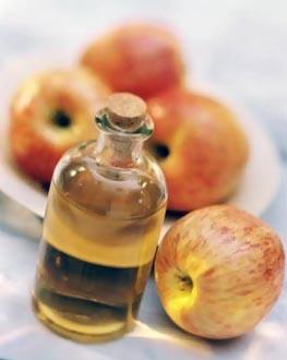 Яблочный уксус – неплохой антисептик