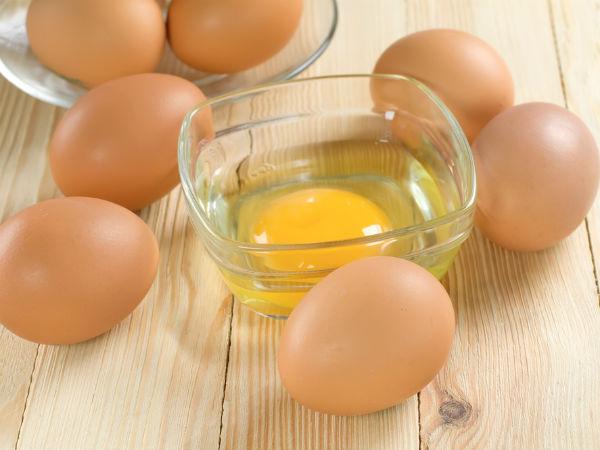 Яичный желток поможет справиться с обезвоживанием